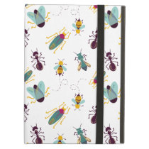 cute little bugs insects case for iPad air