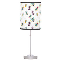 cute little bugs insects desk lamp