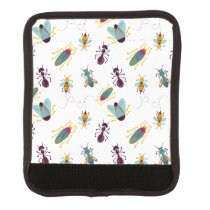cute little bugs insects handle wrap