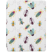 cute little bugs insects iPad smart cover
