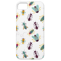 cute little bugs insects iPhone SE/5/5s case