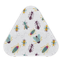 cute little bugs insects speaker