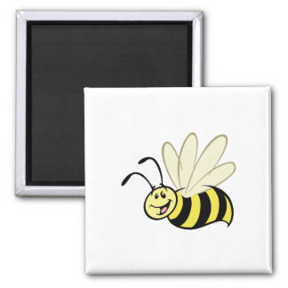 Cute little bumble bee refrigerator magnets