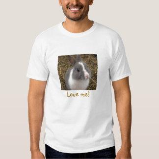 Cute little bunny in hay T-Shirt
