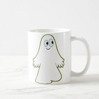 Cute Little Cartoon Ghost Coffee Mug