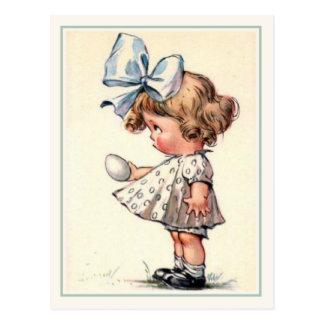 Cute Little Charles Twelvetrees Postcard Girl