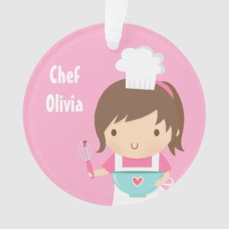 Cute Little Chef Baker Girls Room Decor