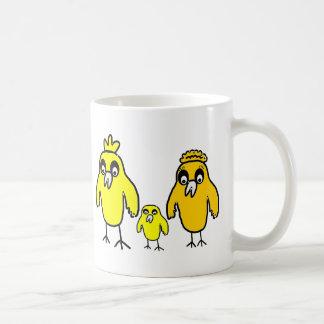 Cute little chicken coffee mug