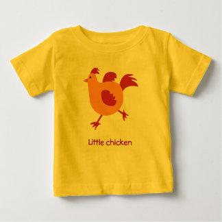 Cute Little Chicken yellow infant T-shirt