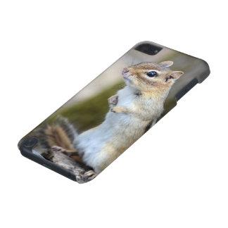 Cute Little Chipmunk on Alert iPod Touch 5G Case