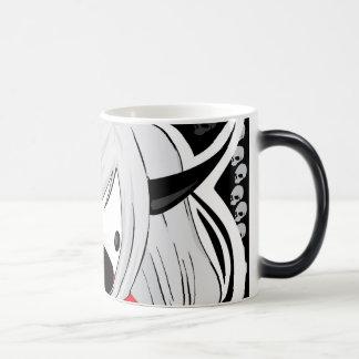Cute Little Devil Girl Coffee Mugs