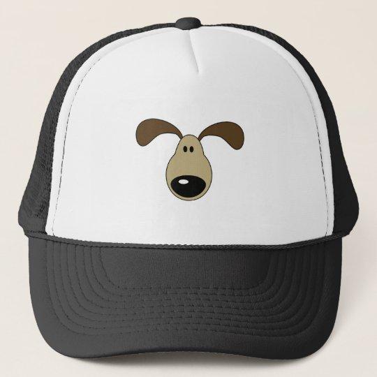 Cute Little Doggy Face Trucker Hat