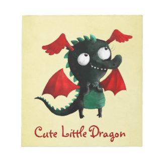 Cute Little Dragon Notepads