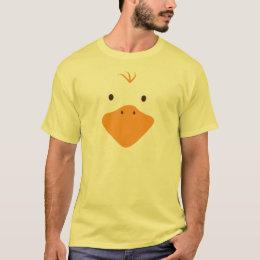 Cute Little Ducky Face T-Shirt