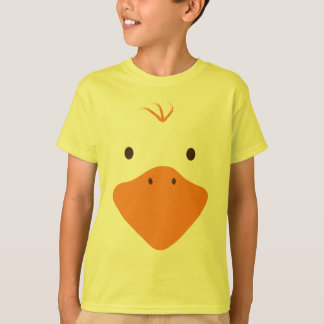 Cute Little Ducky Face T-Shirt