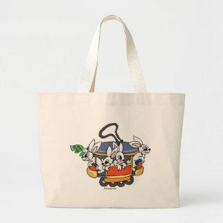 Cute Little Easter Bunnies Tote Bags