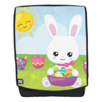 Cute Little Easter Bunny Backpack