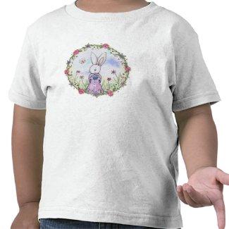 Cute Little Easter Bunny Toddler Shirt shirt