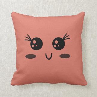Cute Little Face Pillow