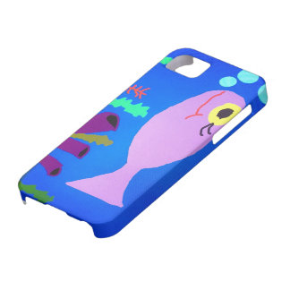 Cute Little Fish iPhone SE/5/5s Case