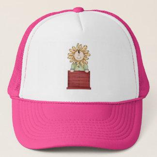 Cute Little Flower Trucker Hat