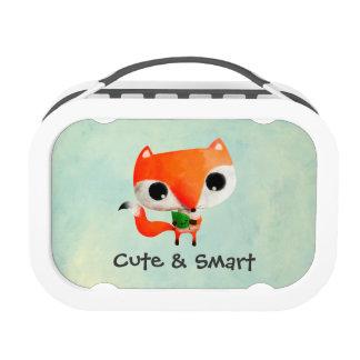 Cute Little Fox Lunch Box