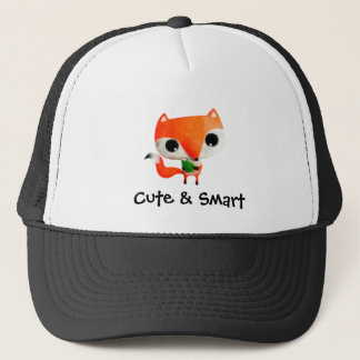 Cute Little Fox Trucker Hat