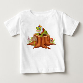 Cute little Frog Baby T-Shirt