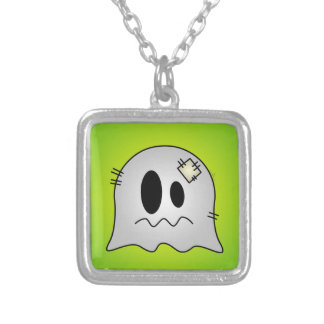 Cute Little Ghost Necklace