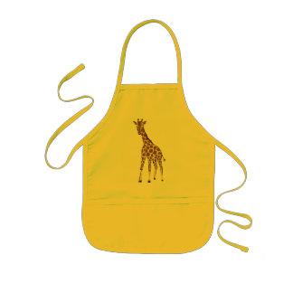 Cute Little Giraffe Aprons