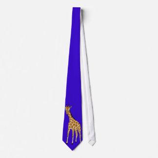 Cute Little Giraffe Neck Tie