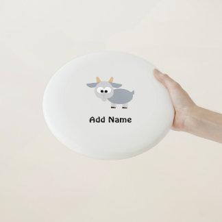 Cute Little Goat Wham-O Frisbee