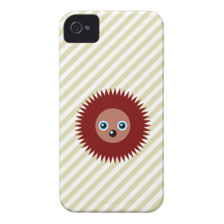 Cute little hedgehog iPhone 4 cover