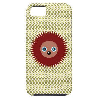 Cute little hedgehog iPhone SE/5/5s case