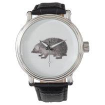 Cute Little Hedgehog Watch