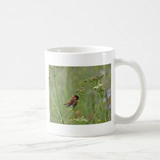 Cute little Hummingbird Classic White Coffee Mug