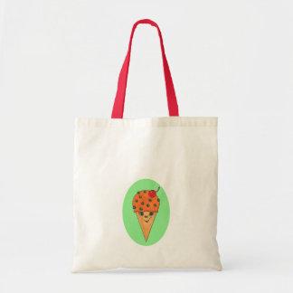 Cute Little Ice Cream tote bag