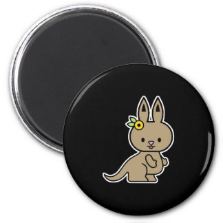 cute little kangaroo refrigerator magnets