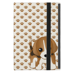 Powis iCase iPad Mini Case with Kickstand with Beagle Phone Cases design