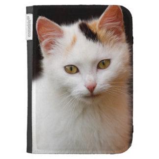 Cute Little Kitten Kindle Keyboard Case