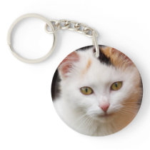 Cute Little Kitten Keychain