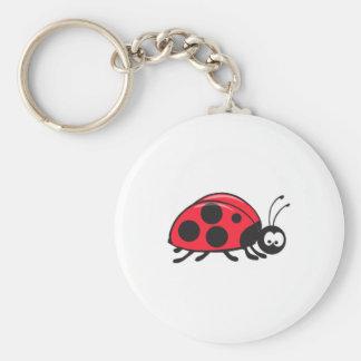 cute little ladybug keychains
