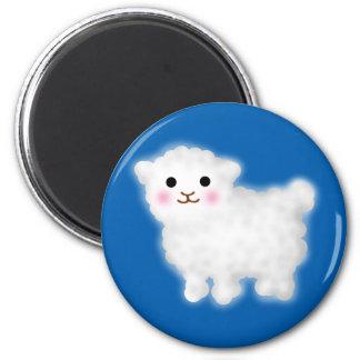 Cute Little Lamb Magnet
