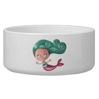 Cute Little Mermaid Bowl
