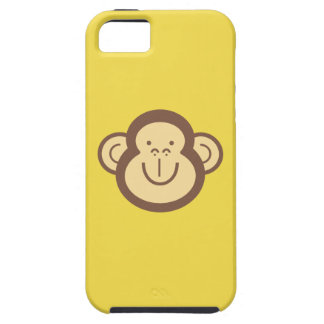Cute Little Monkey Face iPhone SE/5/5s Case