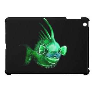 Cute Little Monster Fish iPad Mini Case