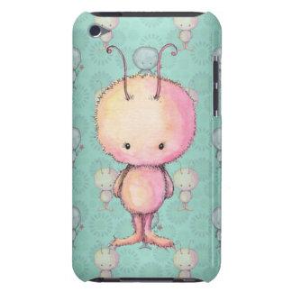 Cute Little Monster iPod Case-Mate Case