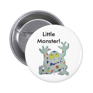 Cute Little Monster Pin