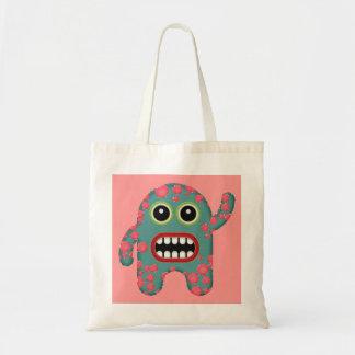 Cute Little Monster Tote Bag