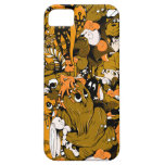 Cute Little Monsters iPhone 5 Covers